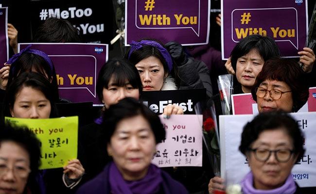 One-Time Presidential Hopeful Jailed In South Korean #MeToo Scandal