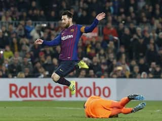 Lionel Messi Penalty Lifts Barcelona As Antoine Griezmann Eclipses Fernando Torres