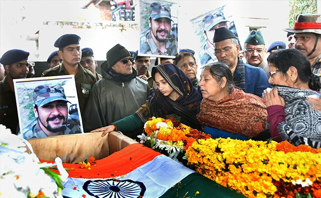 'You Loved Nation More': Wife Of Army Major In Farewell Message