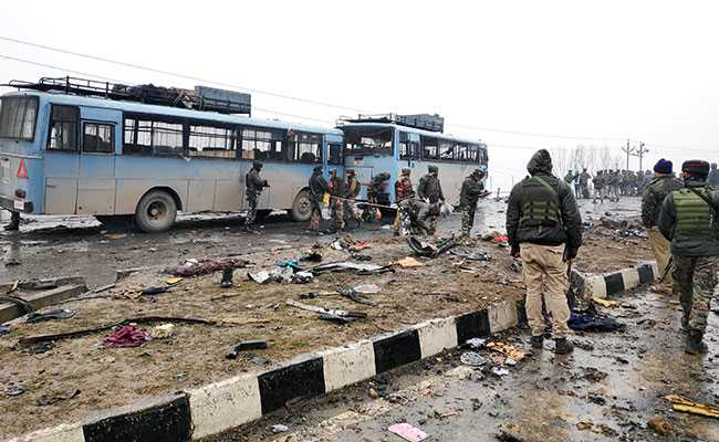 Scorpio SUV With 350 Kg Explosives Rammed CRPF Bus: 10 Points