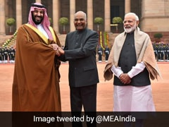 India Wants To Be A Partner To Saudi's 'Vision 2030': President Kovind