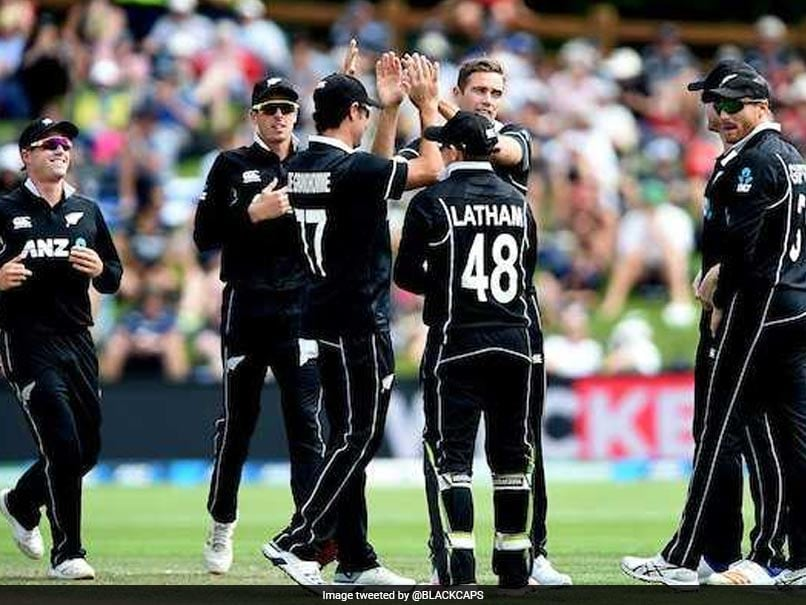 New Zealand Climb To Third Position In ICC Men's ODI Rankings