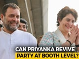 Video : Will Priyanka Gandhi Vadra Be A Game Changer In UP?