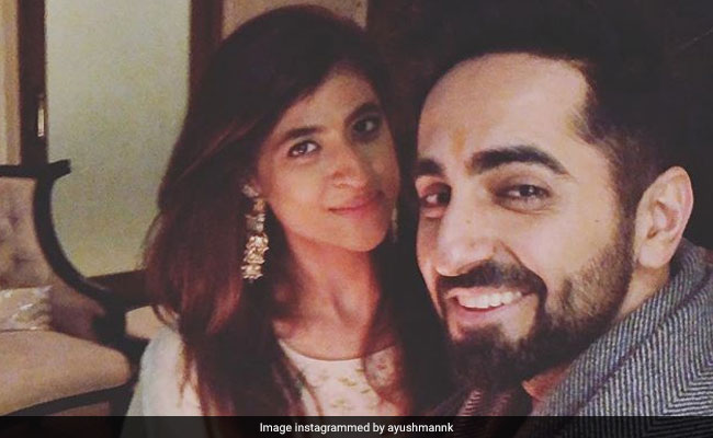Tahira Kashyap Reveals She Was 'Insecure' During Ayushmann Khurrana's Vicky Donor