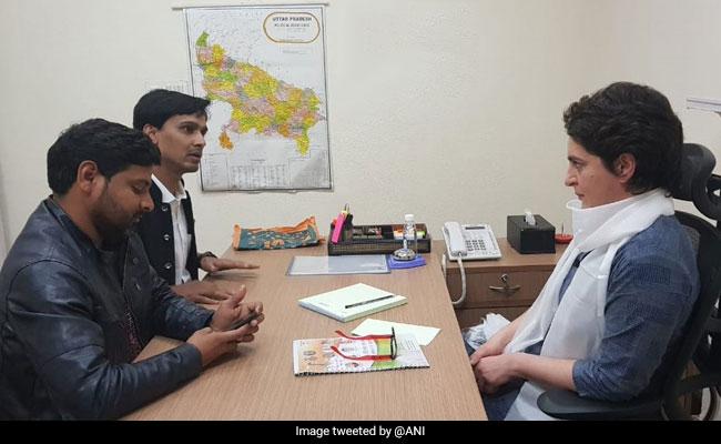 रॉबर्ट वाड्रा की ED में पेशी के बारे में पूछे जाने पर प्रियंका गांधी ने कहा,