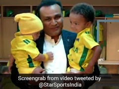 "Rishabh Pant Calls Virender Sehwag An ""Inspiration In Cricket And Babysitting"""