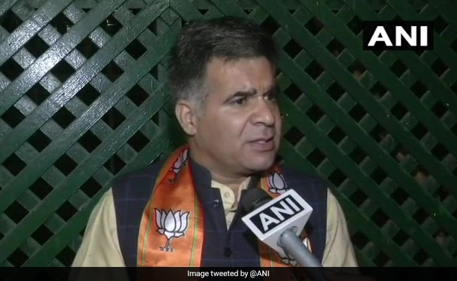 Will Form Next Government In Jammu And Kashmir: BJP