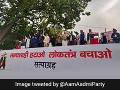 Arvind Kejriwal Attacks PM Modi At Mega Opposition Rally In Delhi: Highlights