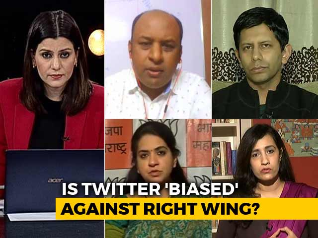 Video : House Panel Summons Twitter India: Is Twitter 'Biased' Against The Right Wing?