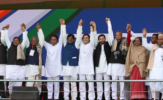 बिहार में कांग्रेस 9 सीटों पर लड़ेगी चुनाव, राहुल-तेजस्वी की मुलाकात में लगेगी मुहर : सूत्र