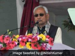 जनसभा में बोले सीएम नीतीश कुमार, आतंकी हमलों का मुंहतोड़ जवाब देने को तैयार है सरकार