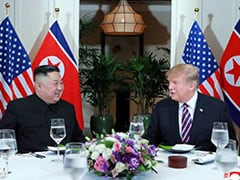 Donald Trump And Kim Jong Un Hold Second Day Of Summit In Hanoi