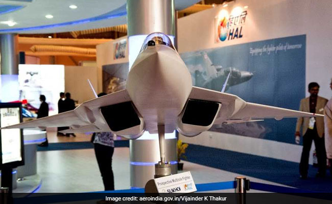 HAL's Supersonic Omni Role Trainer Aircraft To Be Positioned At Aero India