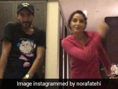 नोरा फतेही ने यूं झूमकर किया डांस, बार-बार देखा जा रहा Viral Video