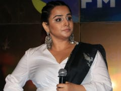 Vidya Balan On Banning Pakistani Artistes In India: 'Some Tough Calls Have To Be Taken'