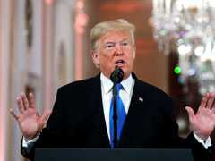 """Dangerous Situation Between India, Pakistan"": Trump On Pulwama Attack"