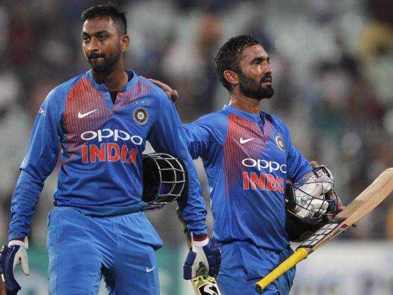 Sanjay Manjrekar trolled by cricket fans on his tweet about Dinesh Karthik