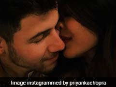 Priyanka Chopra, Nick Jonas' Valentine's Day PDA Is So Cute. <I>Isn't It Romantic?</i>