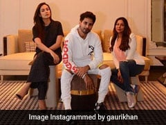 Shahid Kapoor And Mira Rajput Take Us Through Gauri Khan's Store