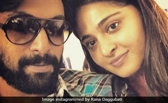 Here's Why Baahubali Co-Stars Anushka Shetty And Rana Daggubati Are Trending