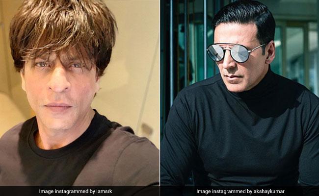 शाहरुख खान ने खोल दिया राज, अक्षय कुमार के साथ फिल्म न करने की बताई ये वजह