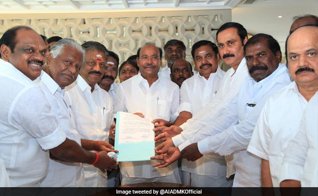 'Alliance With AIADMK Natural, More Parties Ready To Join': PMK