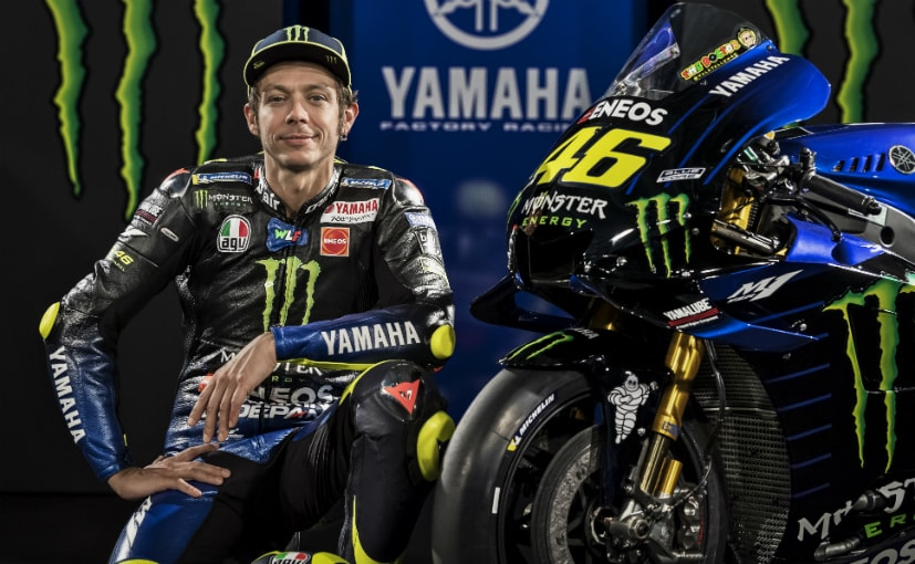 Rossi has started fundraising efforts to help Italy's health services