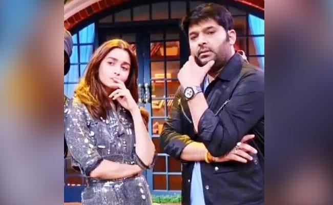 कपिल शर्मा ने आलिया भट्ट से पूछा 'गुलु गुलू क्या होता है' तो यूं मिला बिंदास जवाब...देखें Video