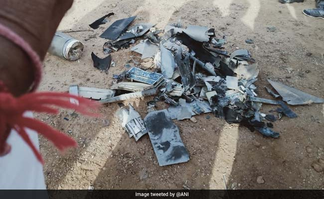 Caught Intruding, Drone Shot Down Along Rajasthan's Border With Pakistan