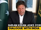 """Video : """"Won't Be In My Control Or Narendra Modi's If This Escalates"""": Imran Khan"""