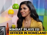 Video : Great To Be Back In <i>Homeland</i> Season 8: Nimrat Kaur
