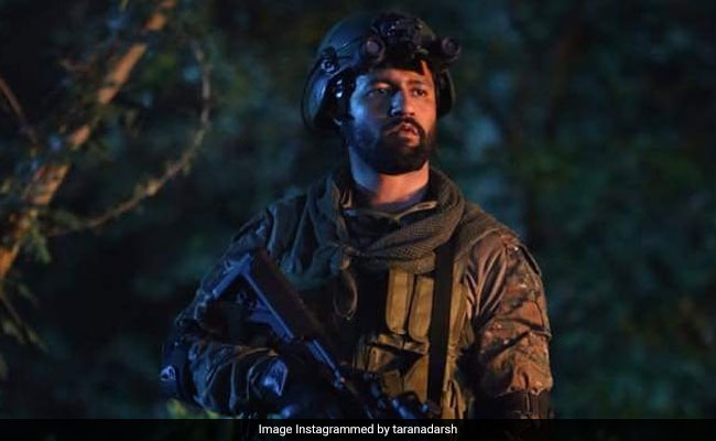 Uri Box Office Report - Vicky Kaushal's Film Expected To Cruise Past Rs 200 Crore On Fourth Thursday