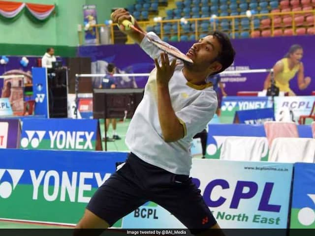 Badminton: Sourabh Verma enters second round of Chinese Taipei Open