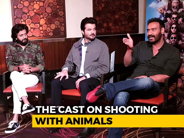 Video : Spotlight On Team <i>Total Dhamaal</i>