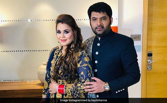 Inside Kapil Sharma And Ginni Chatrath Delhi Reception With Sohail Khan, Yuvraj Singh, Mika And Others