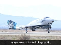 Virgin Galactic Touches Space Again, Flying 90 Km Above Earth
