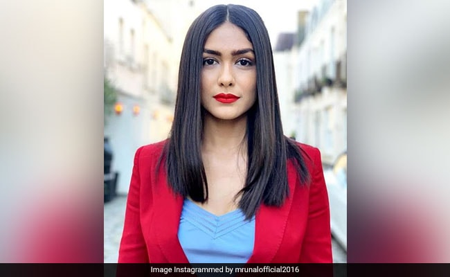With Super 30 And Batla House On Her Line-Up, Mrunal Thakur Says 'Audience Should Get To See A Different Side Of Her'
