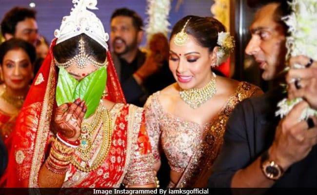 Bipasha Basu Takes Us Inside Sister Vijayeta's Dream Wedding