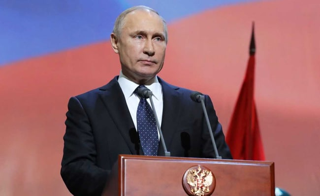 Putin Says Russia Exiting Missile Treaty In Response To US Move