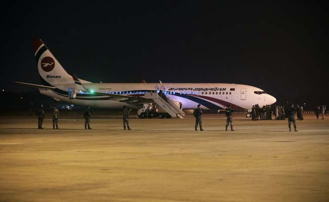 Hijacker Had Issues With Wife, Wanted To Talk To Bangladesh PM: Officials