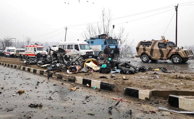 Bihar To Give Jobs To Families Of Personnel Killed In Pulwama Attack