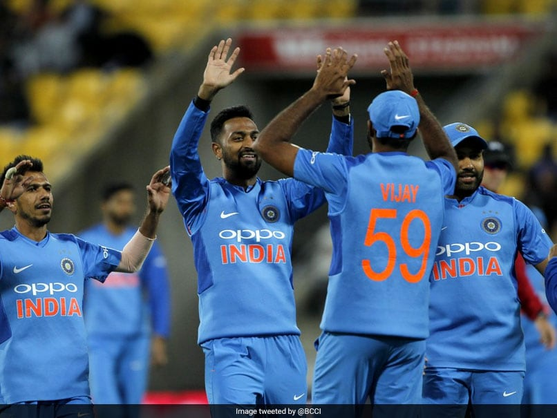 2nd T20I: India Aim To Come Back Stronger After Wellington Drubbing