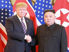 On Piece Of Paper, Trump Asked Kim Jong Un To Hand Over Nuclear Weapons: Report