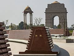 'Statue Of Unity' Sculptor Had A Role In National War Memorial Design