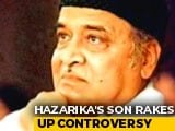 "Video : ""Decision To Award Bharat Ratna Cheap Thrills"": Bhupen Hazarika's Son"