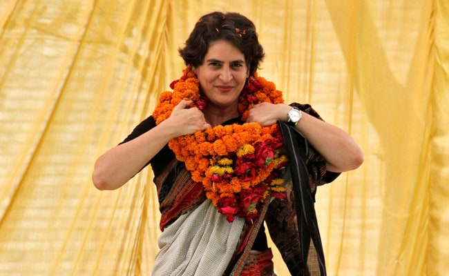 'New Superstar': Shashi Tharoor On Priyanka Gandhi's Twitter Follower Count