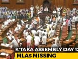 Video : Missing Lawmakers Bring 'Non-Budgeted' Troubles For Karnataka Congress