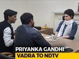 Video: Priyanka Gandhi Vadra On the Message Sent With Clickbait Car Ride