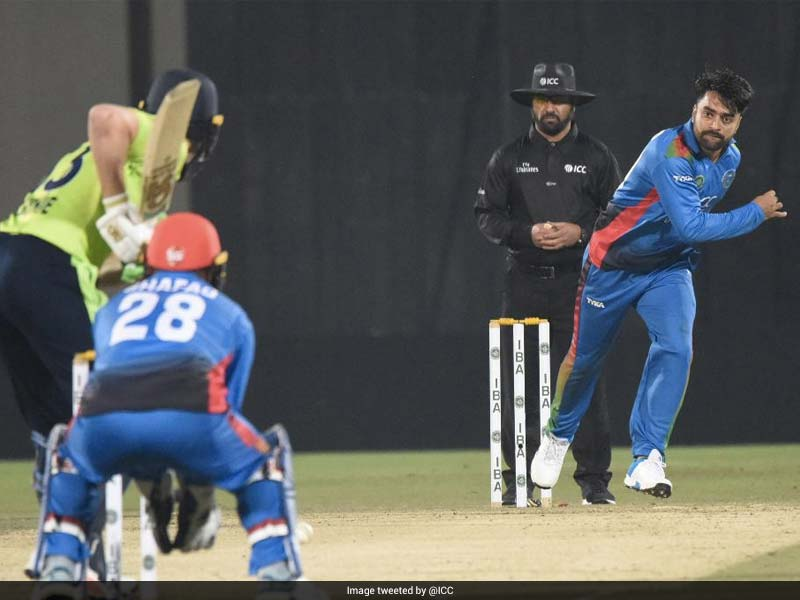 Afghanistan vs Ireland 1st ODI Highlights: Afghanistan Beat Ireland By Five Wickets