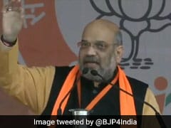 Amit Shah Dares Rahul Gandhi To Clarify His Stand On Ram Temple Issue